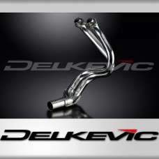 Stainless Steel 2-1 Down Pipes to fit ER6N (2005-2011)