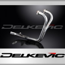 Stainless Steel 2-1 Down Pipes to fit CBF500 A ABS (2004-2009)
