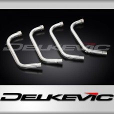 4 Stainless Steel Down Pipes to fit GSX1400 (2005-2009)