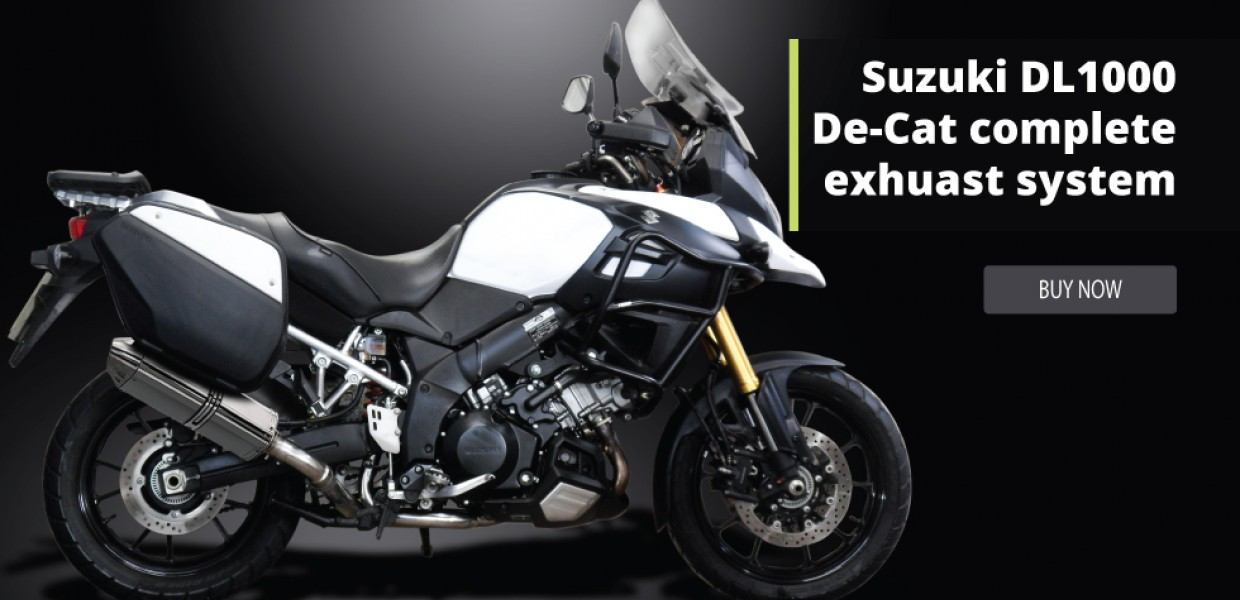 Delkevic Australia | Motorcycle Exhausts | Slip-on Silencers