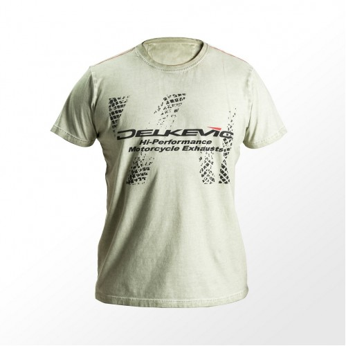 DELKEVIC T-SHIRT XX-LARGE