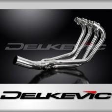 Suzuki T500 Cobra Titan Delkevic Header Pipe Downpipe Stainless Steel 68-75